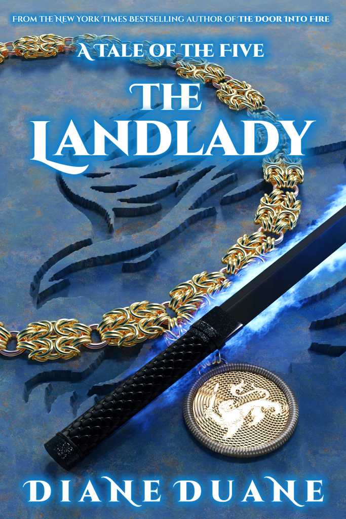 Tales of the Five #2: The Landlady