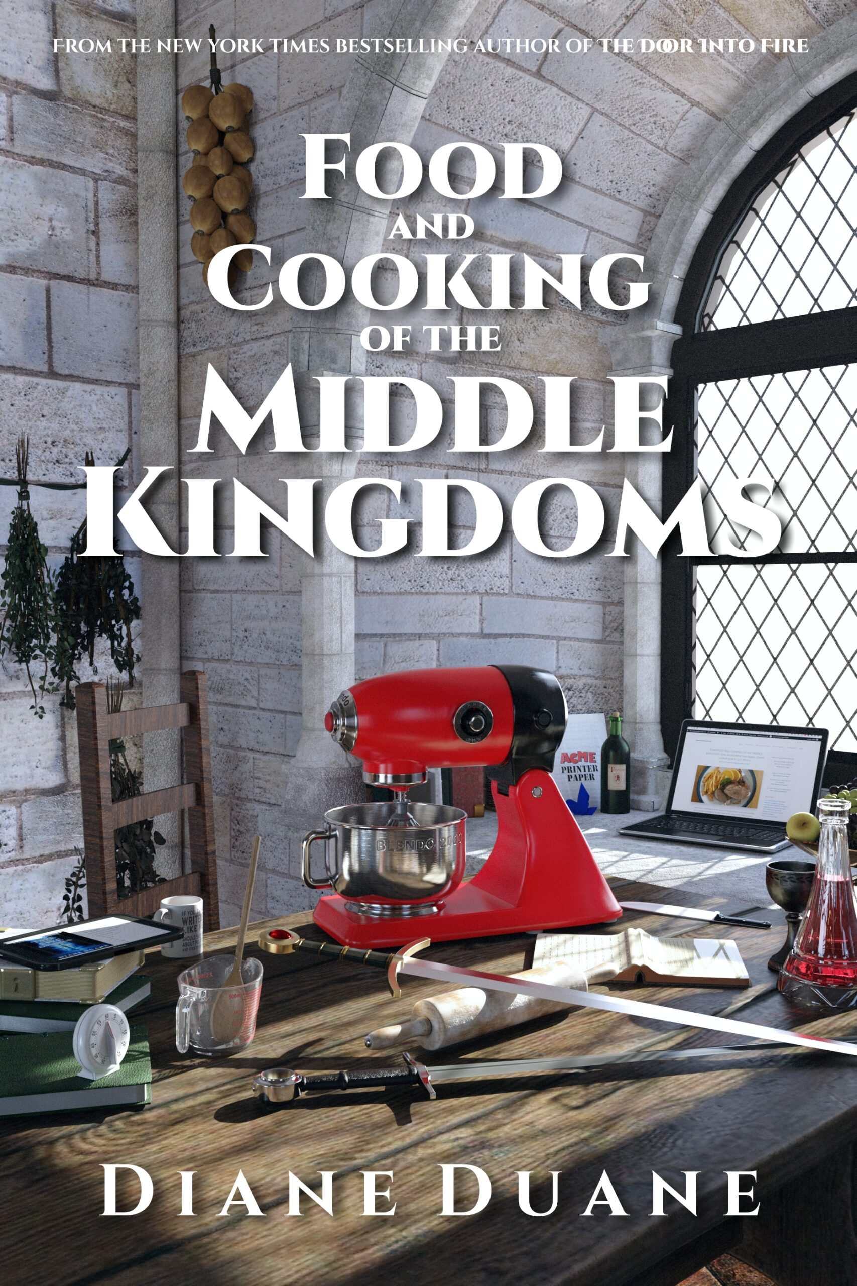 Food and Cooking of the Middle Kingdoms cover