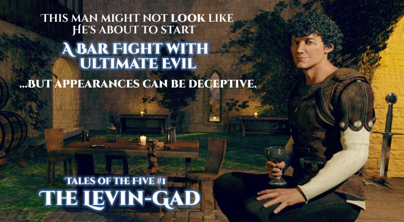 Tales of the Five #1: The Levin-Gad sidebar